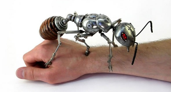 amazing steampunk sculptures that will blow your mind 13 pics 11
