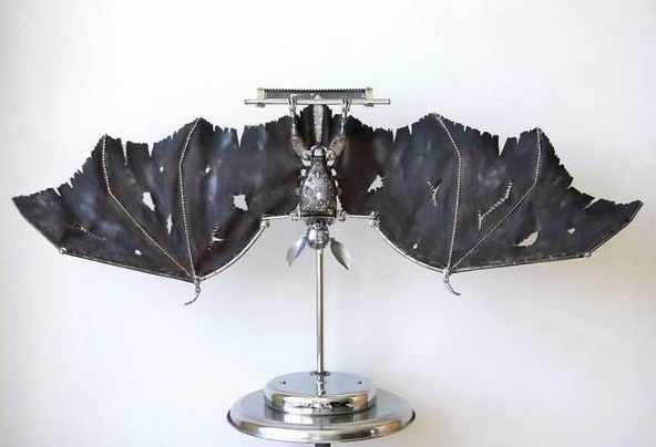 amazing steampunk sculptures that will blow your mind 13 pics 13