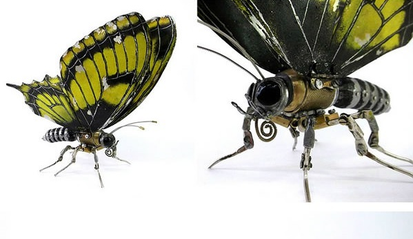 amazing steampunk sculptures that will blow your mind 13 pics 8