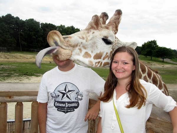 both adorable and awkward animal photobombs 15 pictures 12