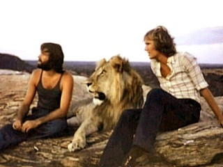 christian the lion who rode in bentley 6