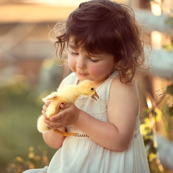 growing up with animals  growing up with love 10 pictures 8