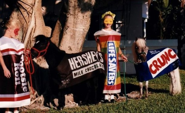 horse costumes living a day in your fantasy 24 pics 9
