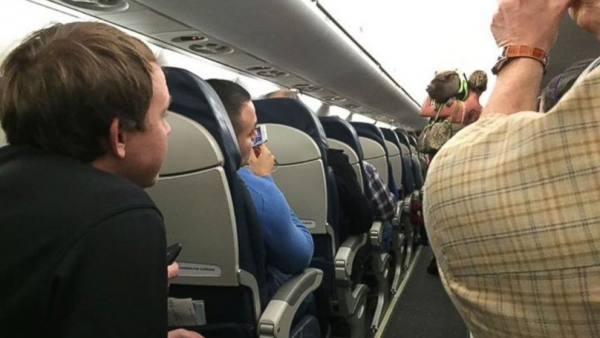 lovely moments on the plane 9 pictures 3 gifs 11